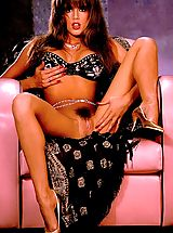 Best legs in the biz from the nineties til' now...Racquel Darrian!