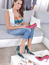 Stilleto Heels, Sensual Jane