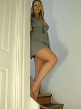 Secretaries in High Heels Miss Shay in May 2011