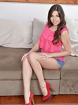 High Heel Mules, Cindy, amp; Diana Dolce