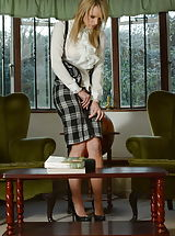 Long Legs, Headmistress Mackenzie