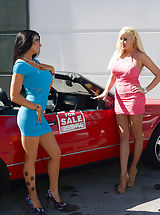 Romi Rain and Summer Brielle