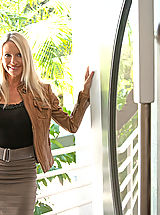 Sexy MILF Emma Starr is struggling with money so she accepts sugar daddy's offer and sucks his cock and rides it so she can collect her allowance.