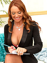 Hot Secretary, Janet Mason