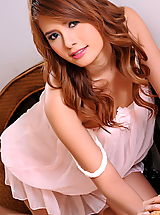 girl lingerie, Asian Women kathy cheow 14 sweet thai lady negligee