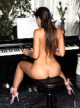 Heel Crush, eve angel 08 naked piano teacher shaved cunt