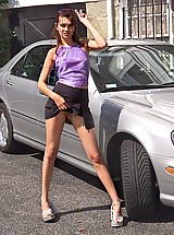 Upskirt Pics: angelina 01 mercedes benz girls