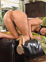 Six Inch Heels, Awesome Babes with Wet Pussies from ITC