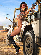 Spike Heels, Hot Babes of Action Girls