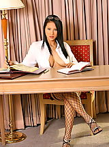 Office Sex, Asian Women nancy ho 04 bigtits secretary
