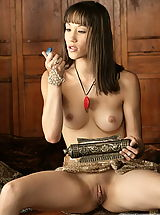 upskirts, WoW nude alia asian pricess of labia