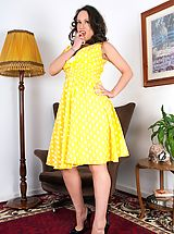 Lucy Love - Almost forgot my nylons!