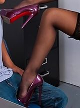 Red High Heels, Priya Anjali Rai