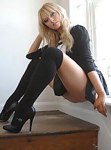 Secretaries in High Heels Elle Parker 2 in November 2011