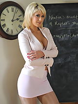 Secretary Sex, Miss Lilly 2009 at St. Mackenzies School