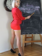 Hot Secretary, StMackenzies on February11 Teacher Miss Abigail