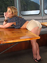 Naughty Office, Closeup Pussy Set 708 Sheena Shaw