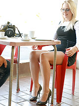 Stiletto Heels, Hot Cup Of Tea