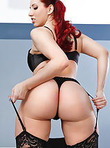 body stocking, Kelly Divine