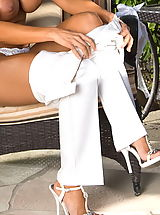 White Heels, Nadia Bahr