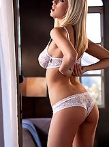 girl lingerie, Bibi Jones