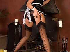 Tammy Lee - Maid for pleasure...