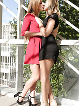 Stilletto Heels, Alexis Crystal,Tracy Delicious