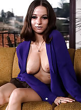 Naughty Secretary, Retro Style Women