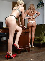 Candice Collyer and Natalia Forrest 2