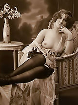 french lingerie, Forefathers Nymphos